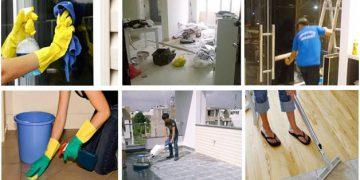 Dịch vụ tổng vệ sinh dọn dẹp nhà cửa trọn gói, giá tốt