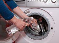Cách vệ sinh máy giặt hiệu quả, nhanh chóng?