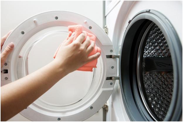 Cách vệ sinh máy giặt1