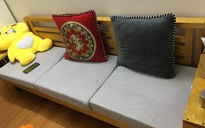 Giặt ghế sofa tại nhà – Dịch vụ sự tiện ích cho các hộ gia đình