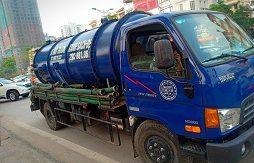 Hút bể phốt giá rẻ Sạch Sẽ tại Hà Nội. Giá cả minh bạch, BH 10 năm