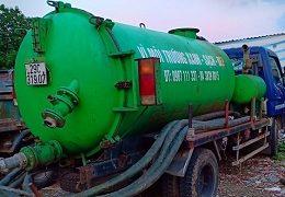 Dịch vụ hút bể phốt tại tỉnh Hải Dương tốt nhất thị trường
